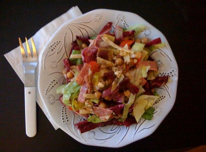 Summer Chopped Salad