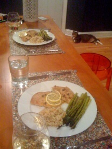 Michael & Tommy's Chicken Piccata